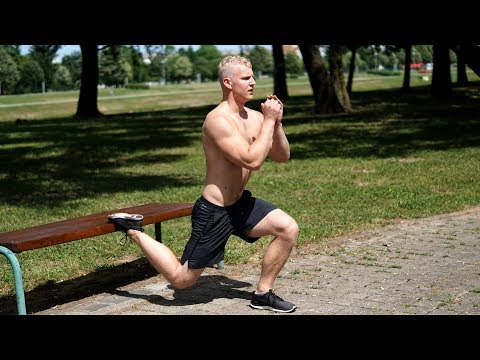 5 Exercises for Athletic Legs