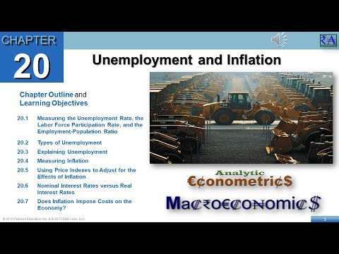 Macroeconomics - Chapter 20: Unemployment and Inflation