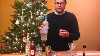 Tim McCaffery, Chief Mixologist at Lime Tree Cove (http://www.limetreecove.com), shows you how to make a Candy Cane Martini using The Barmaid drink rimmer and Sweet Mint Cocktail sugar.