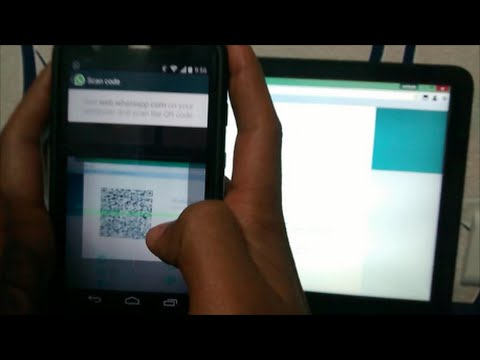 [Whatsapp Web] How to scan QR code of whatsapp on PC (Whtasapp update)