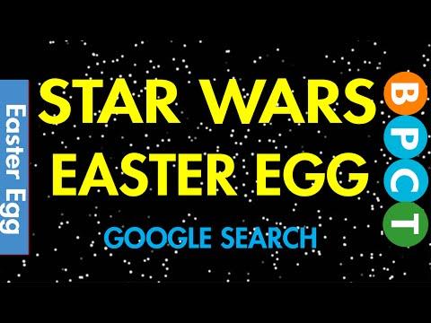 Star Wars Google Easter Egg (2015)