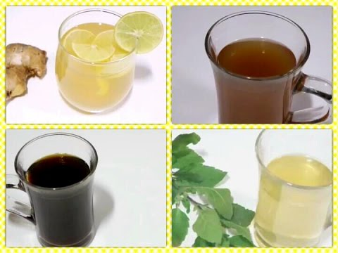 4 - Drinks For Weight loss Fast / Fat Burn Drinks Recipes / Quick Weight Loss With Benefits.