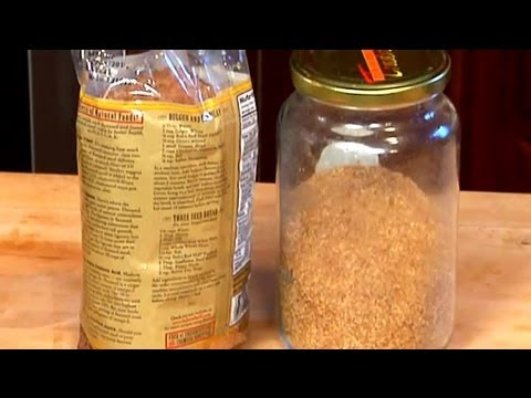 Adding Ground Flax Seed to Oatmeal : Healthy Breakfast Items