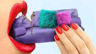 9 DIY Miniature Candy World