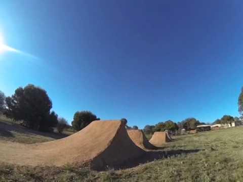 BMX/MTB Dirt Jumps