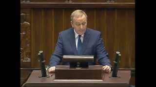 Minister Spraw Zagranicznych Grzegorz Schetyna o priorytetach polskiej dyplomacji
