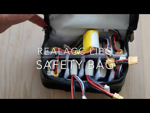 Realacc lipo safety bag