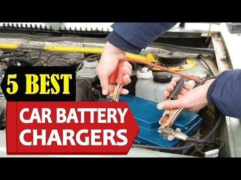 5 Best Car Battery Chargers 2018 | Best Car Battery Charger Reviews | Top 5 Car Battery Chargers