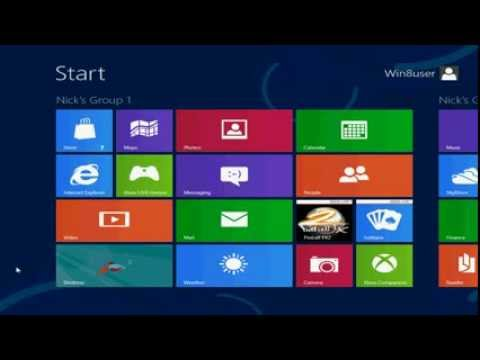 Windows 8 Review How to Disable Logon Screen