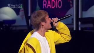Justin Bieber - What Do You Mean, Let Me Love You & Sorry (Z100 Jingle Ball 2016)