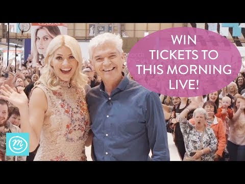 Win Tickets To This Morning Live | Channel Mum