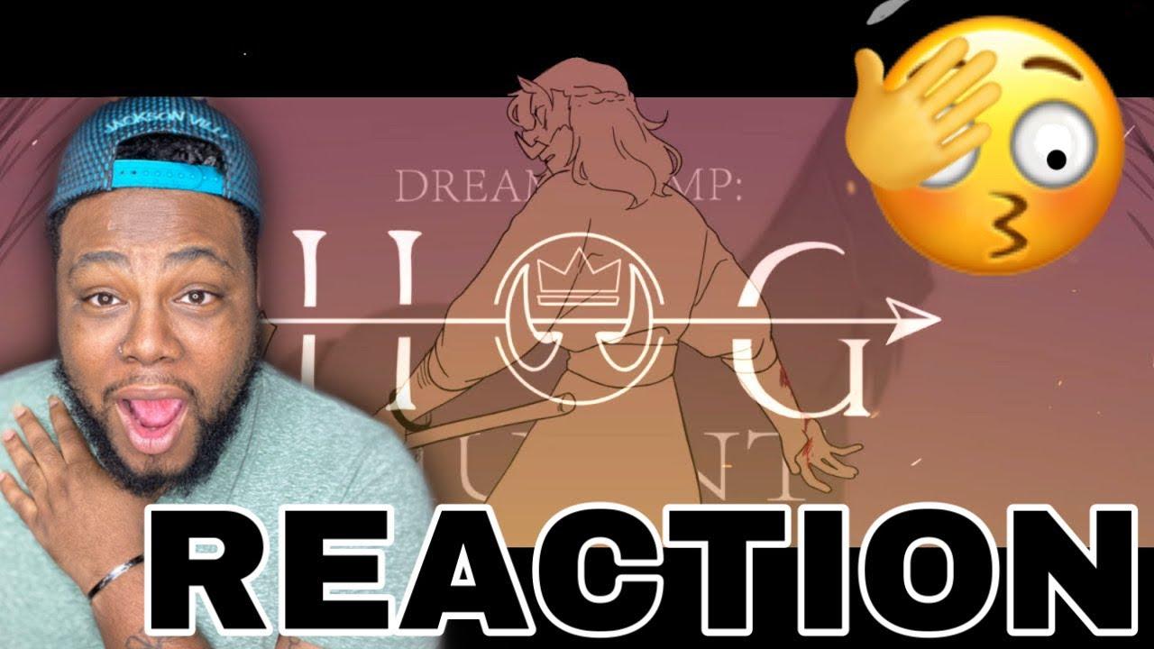 """""""Hog Hunt""""   Dream SMP Animation   JOEY SINGS REACTS"""