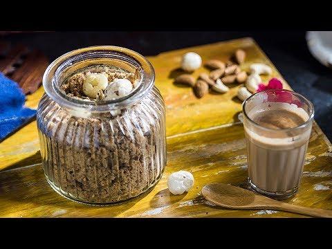 Homestyle Panjiri   How To Make Panjiri   Healthy And Nutritious Recipe