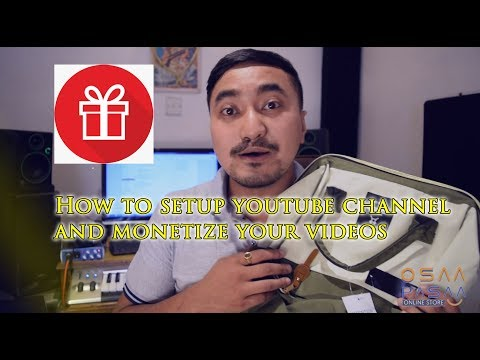 How to Monetize Your Youtube Channel from Nepal // Jyovan Bhuju #MusicVlog #OSAAPASAA