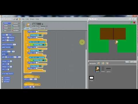 Scratch - How to make an RPG