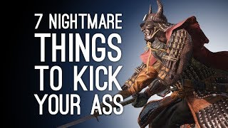 Sekiro Shadows Die Twice Gameplay: 7 Nightmare Things Out To Kick Your Ass