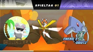 GPL [S5] - Spieltag 01 - vs. Energie Tobutz: Crits und Steinkanten