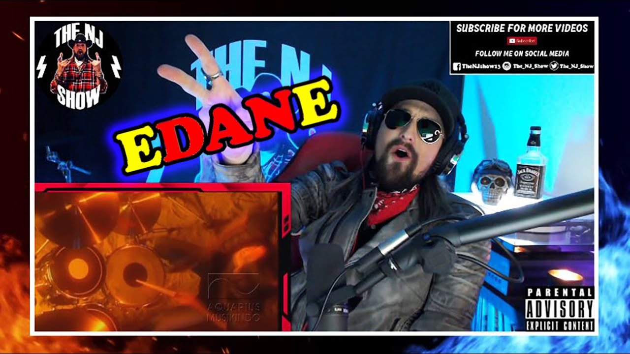 Download This is rockin!... Edane - Wake Of The Storm | Official Video | REACTION!!! MP3 Gratis