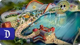 The Incredibles Join the High-Speed Action When Incredicoaster Opens this Summer