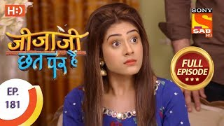 Jijaji Chhat Per Hai - Ep 382 - Full Episode - 21st June, 2019