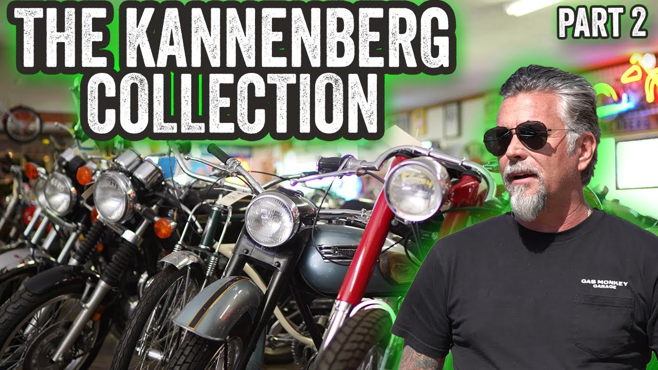 What To Do With 230+ Classic Cars & Motorcycles!?-  Wheels & Deals