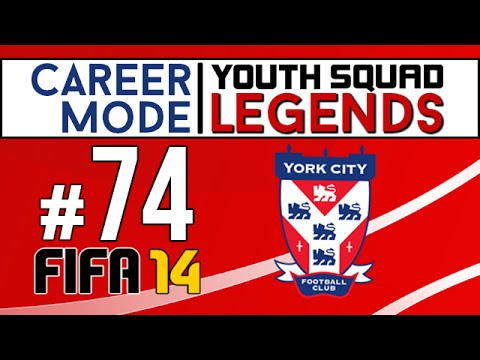 PS4 | FIFA 14 Career Mode | Youth Squad Legends 4 | Ep. 74