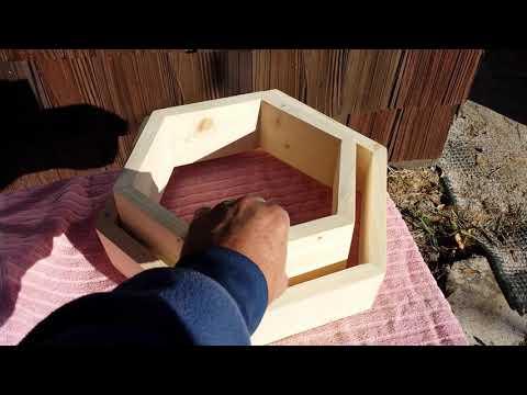Honey comb boxes