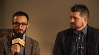 Sundance 2016 - Gleason Interview