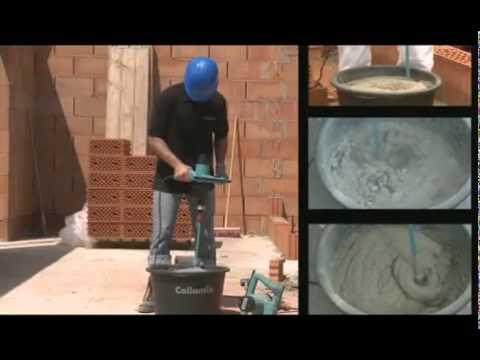 Hand Held Concrete Paddle Mixer