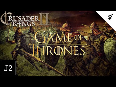 Crusader Kings 2 Game Of Thrones Mod Campaign Gameplay - Free At Last - 4