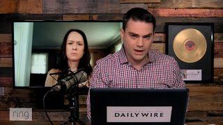 Shapiro DESTROYS Feminist Who Says Originalist Judges Are Sexists