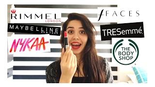 *huge* Makeup Haul | Heli