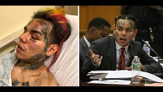 6ix9ine may be Forced to Testify against the Last 2 Guys in his RICO Case: The MEN WHO KIDNAPPED HIM