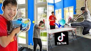 ReCreating VIRAL TIK TOK Clips!!