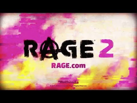 RAGE 2 Official Gameplay Trailer