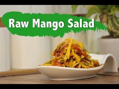 Raw Mango Salad #Mango Season Recipe |Chefharpalsingh