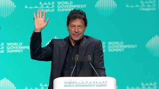Main Address - H.E. Imran Khan - Full Session - World Government Summit 2019