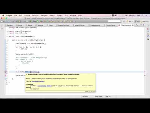 Java 8 Features Part 24 - Filter Even Numbers Stream Hands On