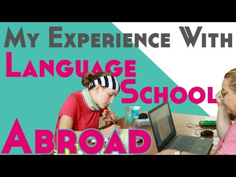 My Experience With Language School Abroad║Lindsay Does Languages Video