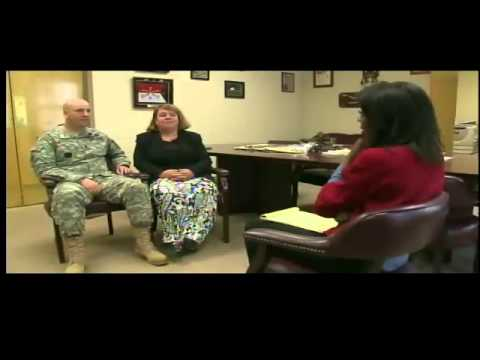 Fort Stewart families cope with Afghanistan deployment