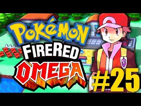 Pokemon Fire Red Omega - Part 25 - Pokemon Training Power Hour & NEW TEAM MEMBER!