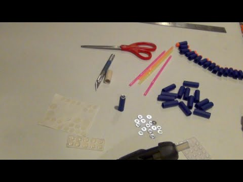 [TUTORIAL] How to Make Stefan Darts Without Foam Backer Rod (FBR)