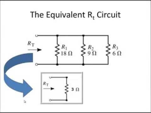 Calculating Voltage, Resistance, Current, and Power (VRIP) in Simple Parallel circuits