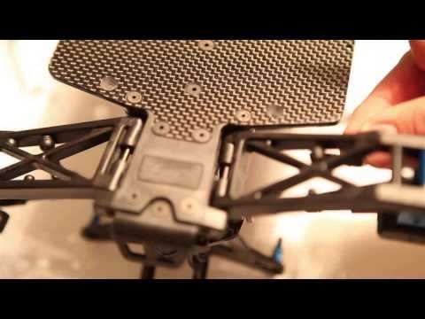B44.2 RC Buggy Build Part 26 Rear Anti Roll Bar