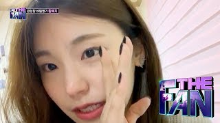 Download Hwang Ye Ji's Self-camera After the 2nd Round [THE FAN Ep 6] Video