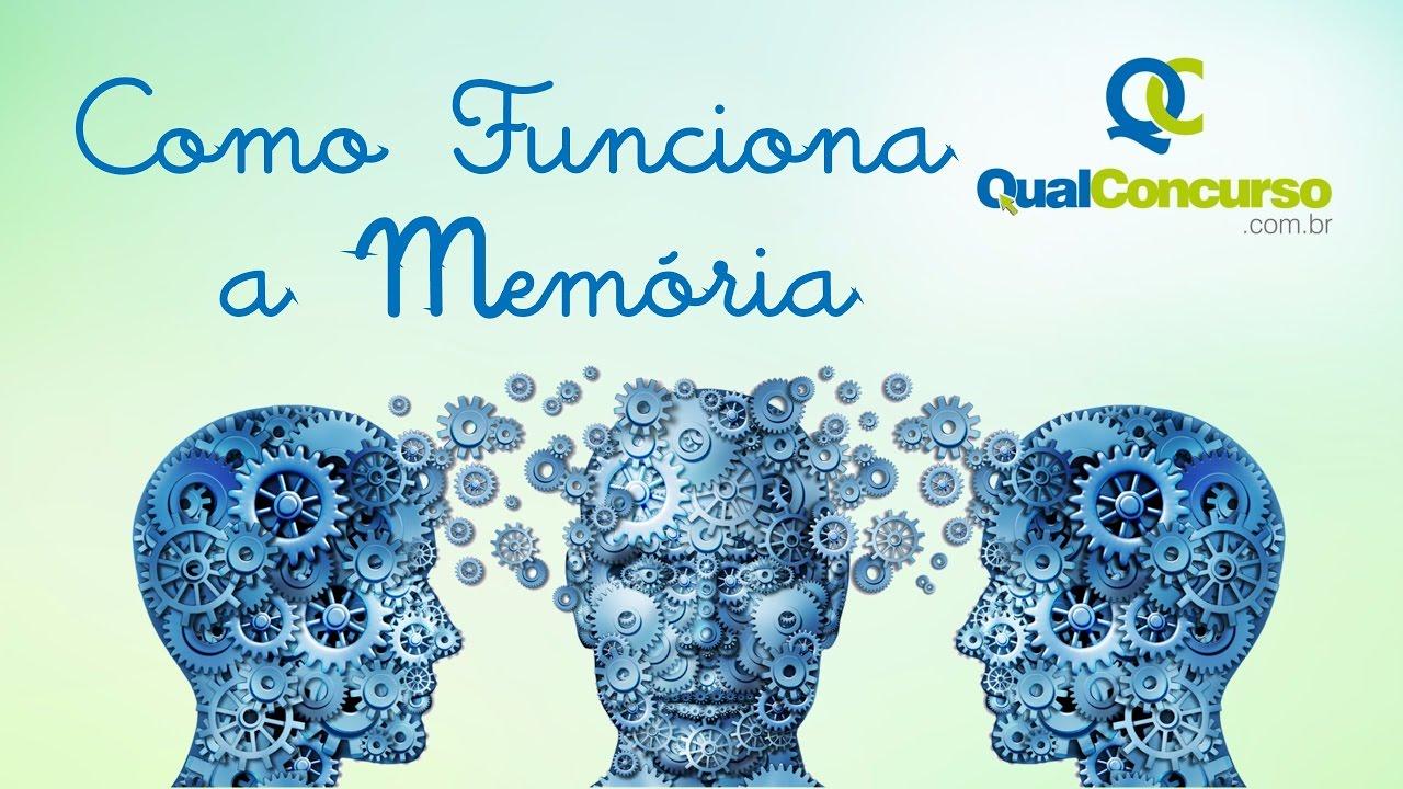 Como Funciona a Memória?