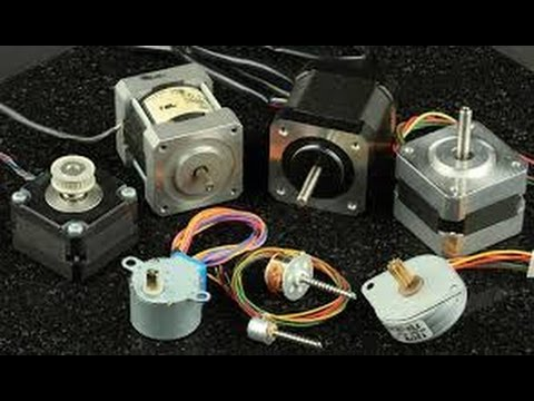 The simplest way to control stepper motors!