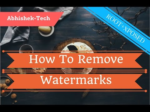 How To Remove Watermark From Any Video Editor App