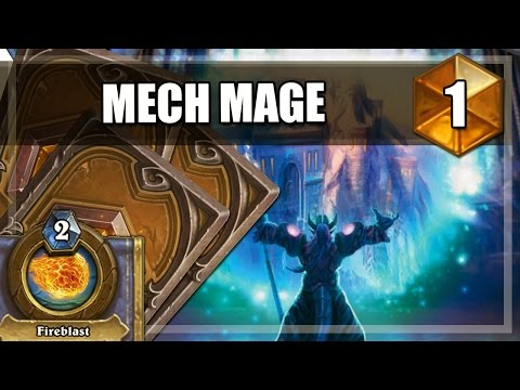 Hearthstone - Mech Mage w/ StrifeCro