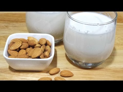 Almond Milk for Quick Weight Loss With Benefits/ बादाम दूध से जल्दी वजन घटाएं